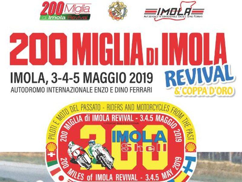 Galassi Rent 200 miglia storica Imola